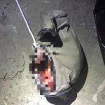Amanecer violento: asesinaron a tres y abandonaron cabeza humana en puente peatonal