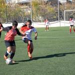 El Concejo lanza su primer torneo de fútbol femenino