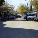 Con el 72% de ejecución avanza la segunda etapa de la pavimentación en el barrio Confluencia