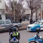 Tiros en el Bajo: Un policía herido y dos detenidos tras una persecución