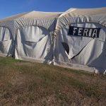 Investigan ataque vandálico a la globa de los Artesanos y Productores de Senillosa