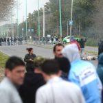 Violenta manifestación de la UOCRA para tomar destilería de YPF