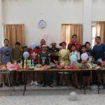 Los niños del Hospital Castro Rendón fueron sorprendidos con decenas de regalos