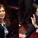 Menem y los Fernández se unen a pesar de las críticas y acusaciones