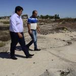 Convocaron a empresas hormigoneras a remediar daño ambiental en la barda