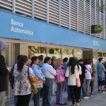 Los bancos seguirán abiertos el fin de semana para el pago de jubilaciones y asignaciones