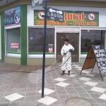 El Municipio suma equipamiento y desinfecta 275 lugares en un día