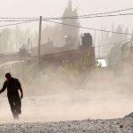 Rige alerta en la región por  vientos intensos y ráfagas