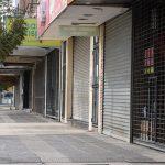 Hay un 27% de comercios inactivos en la ciudad