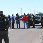 Acusan a Gendarmería y a la ministra de Seguridad de «espiar» a los mineros de Andacollo