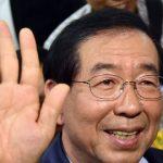 Conmoción en Corea del Sur: encuentran muerto al alcalde que había desaparecido