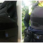 Histórico: la Policía compró chalecos antibalas especialmente diseñados para mujeres