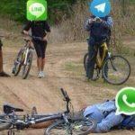 Se cayó WhatsApp en todo el mundo durante 30 minutos