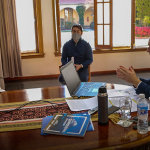 Gutiérrez cree que la reestructuración de la deuda externa puede ayudar en el desarrollo de Vaca Muerta