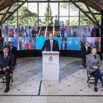 El discurso de Alberto: reforzar la unidad y terminar con los odiadores seriales