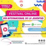 Senillosa festejará el Día Internacional de la Juventud con un festival online