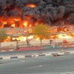 Conmoción en Medio Oriente:  113 muertos y decenas de desaparecidos en un incendio en Emiratos Árabes