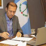 Gutierrez presentó nueva línea de financiamiento para pequeñas y medianas empresas
