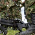 Mueren 4 militares venezolanos en combate con grupo ilegal colombiano