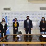 El municipio neuquino acordó con Nación profundizar políticas sociales