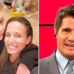 La angustia de Guillermo Andino, tras que su hija mayor le plantee irse del país