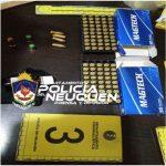 Secuestran estupefacientes y armas de fuego en Parque Industrial