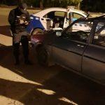 Dos personas detenidas por circular fuera del horario permitido, alcoholizados y con estupefacientes