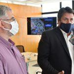 El intendente Gaido anunció la creación de un Paseo Costero en la zona del barrio Rincón Club de Campo