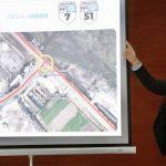 Comienza la obra de ampliación de traza entre Centenario y la ruta 51