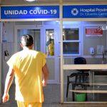 Sistema de Salud colapsado decide a quien se pone respirador y a quien no