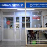 El hospital Castro Rendón registró un promedio diario de tres fallecimientos por coronavirus