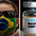 Brasil le comprará a China 46 millones de dosis de la vacuna china