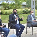 La ciudad consensua medidas preventivas con seis municipios y la Provincia