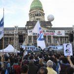Aborto: la «ola celeste» marcha este sábado en distintas ciudades del país