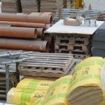 Falta de materiales clave para la industria de la construcción