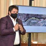 Gaido anunció que en 30 días comienzan las obras en la costa del río Neuquén