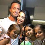 Las hijas de Cinthia Fernández le pidieron que se case con Baclini: «Con Martín sí»