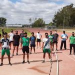 Evalúan a jugadores de fútbol del club Maronese