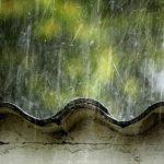 El pronóstico indica días de lluvia y viento en la zona