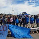 Continúan los piquetes: Salud rechazó bono COVID de 40 mil pesos