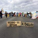Plaza Huinul: Crece la tensión en los piquetes camioneros cortan los caminos alternativos