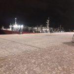 Llegó buque pesquero a puerto con 22 tripulantes positivos de Covid-19