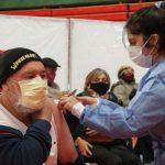 Continúa la vacunación COVID-19 a demanda en Neuquén