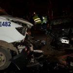 Trajedia: murió bebé en un choque mientras lo llevaban al hospital de Centenario
