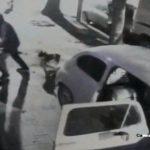 Un hombre mató a un ladrón de 15 años que tomó de rehén a sus hijos