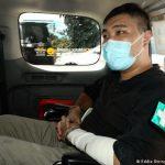 Hong Kong: le dieron nueve años de prisión a un joven que pedía libertad con una pancarta