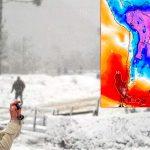 ¿Cómo impactará la histórica ola polar que azota a Brasil?