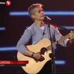 Neuquino cumplió su sueño y conquistó el escenario de La Voz Argentina