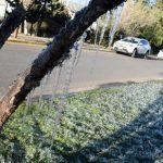 El frío polar volvió a la región ¿hasta cuando se queda?