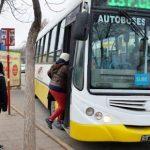 Transporte público: el lunes cambia en forma permanente el recorrido de la línea 15